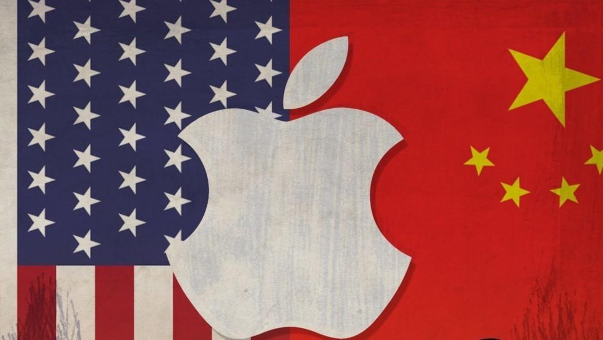 """آبل """"قلقة"""" من الحرب التجارية بين أميركا والصين"""