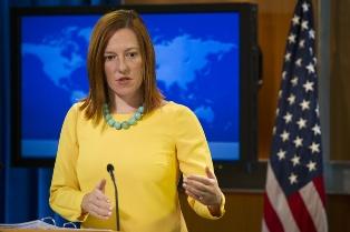 واشنطن تدرس إمكانية فرض عقوبات على أوكرانيا إثر استخدام القوة ضد المتظاهرين