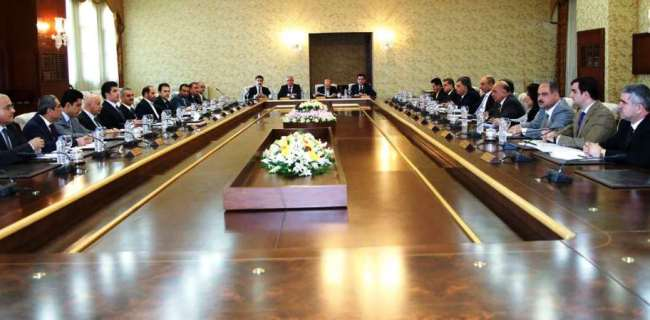 Reviewed the details of the agreement Barzani - Continuing transfer Kirkuk oil pipeline from Baghdad to Kurdistan