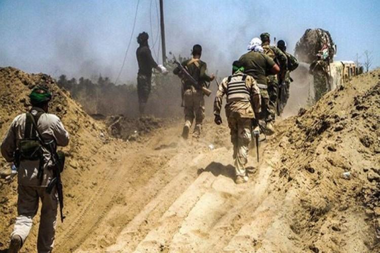 مقتل ثلاثة من ارهابي عصابات داعش بكمين جنوب غربي محافظة كركوك