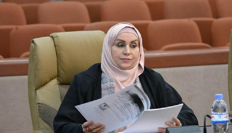 """Names and details .. Magda Tamimi fights corruption and """"bumps"""" for her family .. Her husband adviser """"space"""" and her sister is required to eliminate! Image"""