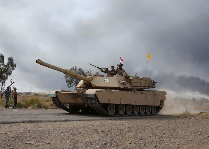 Iraq America sells huge amounts of ammunition worth 395 million