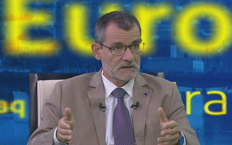 سفير الاتحاد الأوروبي عن قصف الرضوانية: الهجمات الإرهابية الإجرامية يجب ان تتوقف