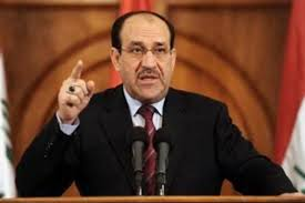 Maliki-We will not give up and will not allow Christians to Daash targeting them