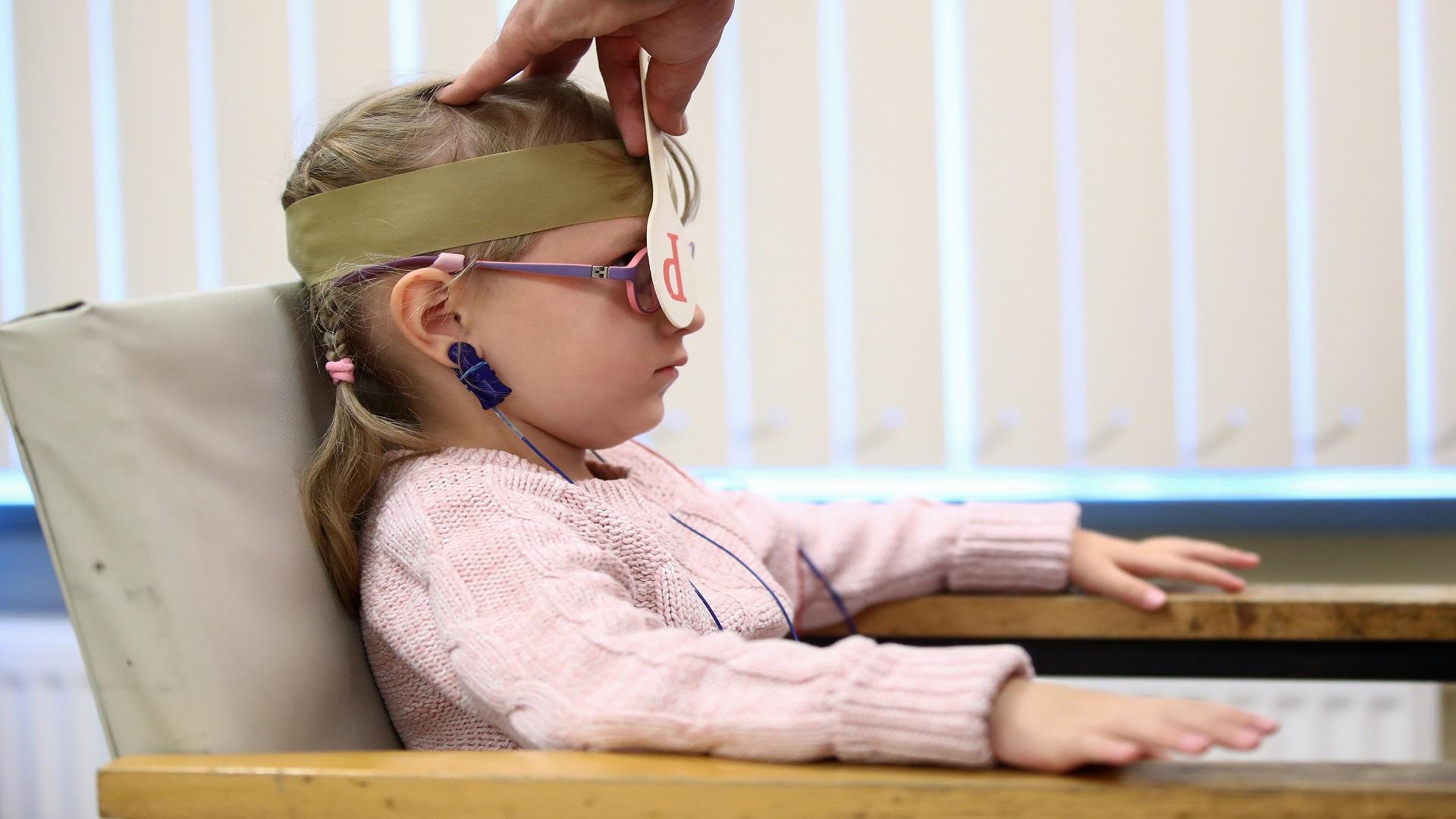 """""""العين الكسولة"""" تؤثر على وظائف الدماغ ؟؟"""