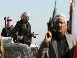 الحشد العشائري يصد هجوم لعناصر داعش على قرية شروين