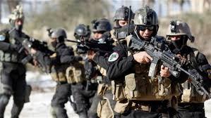 مكافحة الارهاب تعلن عن السيطرة على حي 30 تموز بشكل كامل