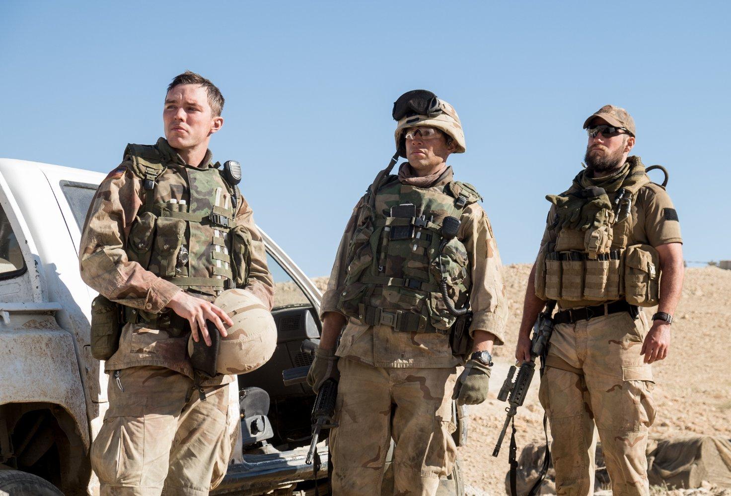 """"""" قلعة الرمل """" .. فيلم أميركي يتناول الحرب في العراق"""