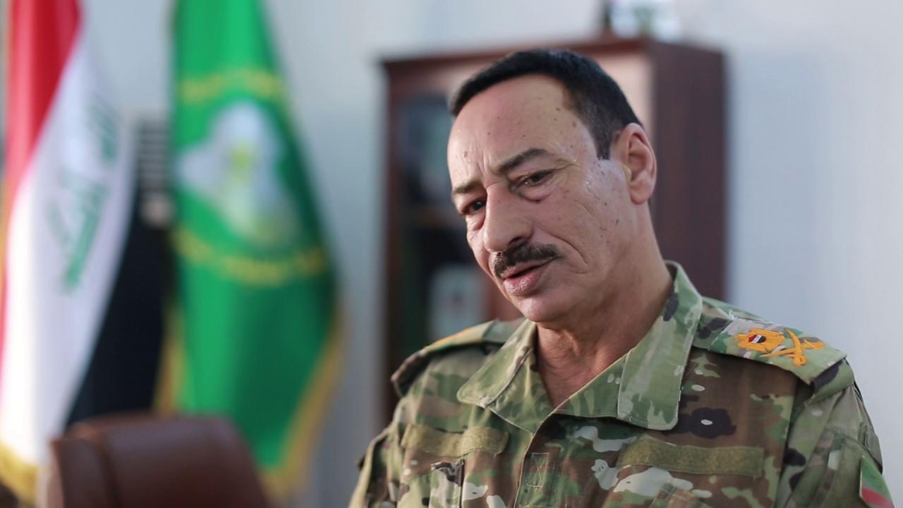قائد عمليات نينوى: الشرطة ستتولى تأمين مركز المحافظة والحشد الشعبي محيطها