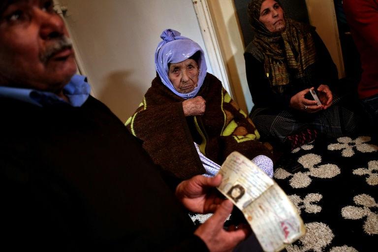 """بعد 110 سنوات في كوباني """"ليلى"""" تأمل لقاء حفيدتها في المانيا"""