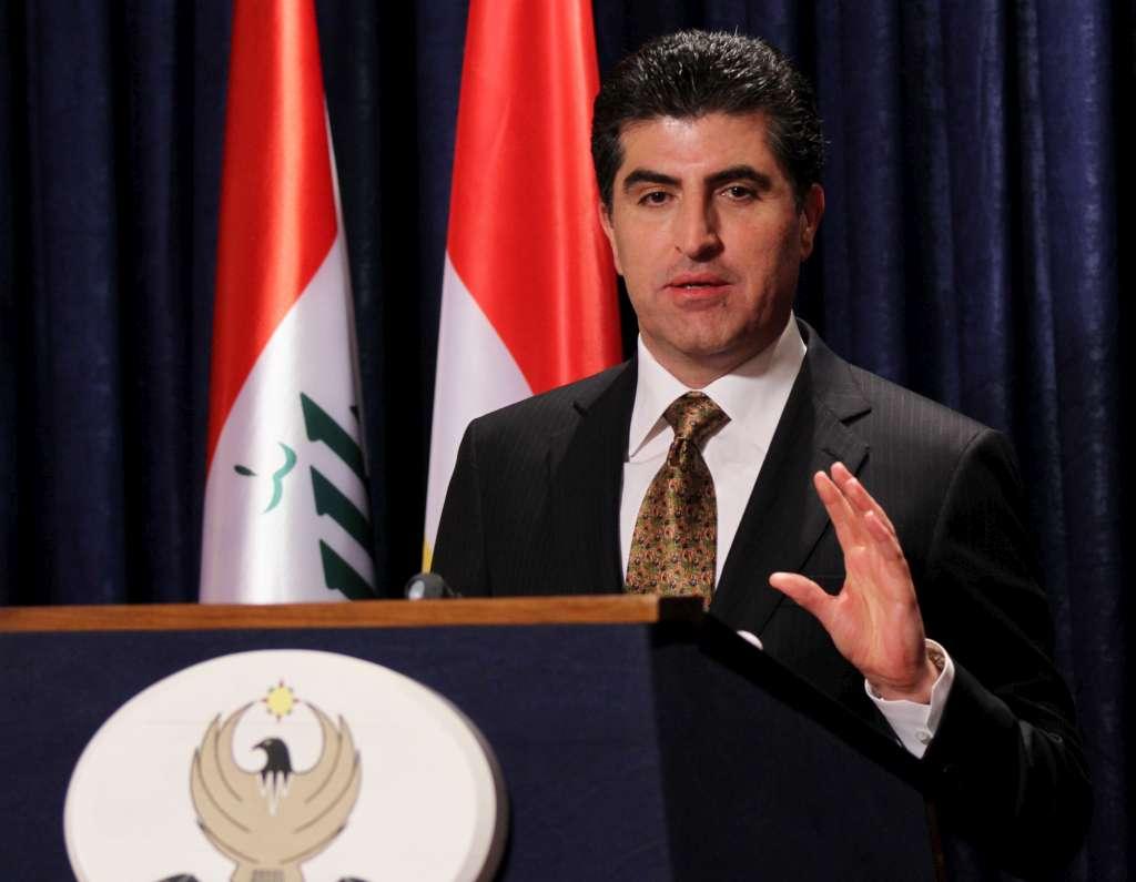 حكومة البارزاني تعقد اجتماعا لبحث العلاقات مع بغداد