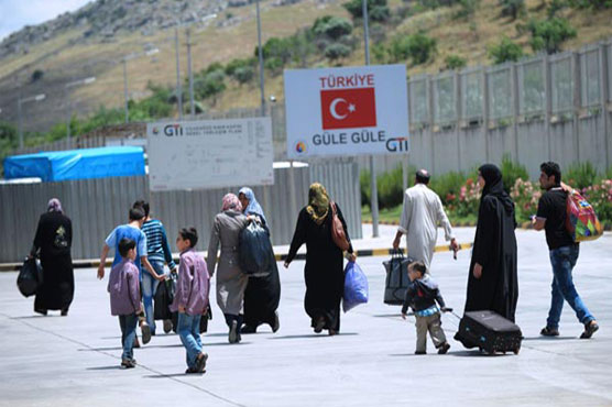 من سكان الموصل  ..  الهجرة تعيد نحو 350 لاجئا عراقيا من تركيا