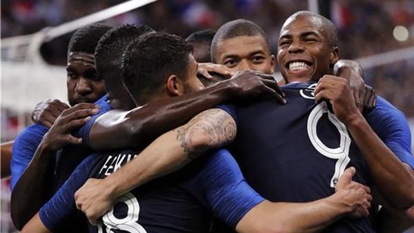 منتخب فرنسا يحتفظ برقم خاص في مونديال روسيا 2018