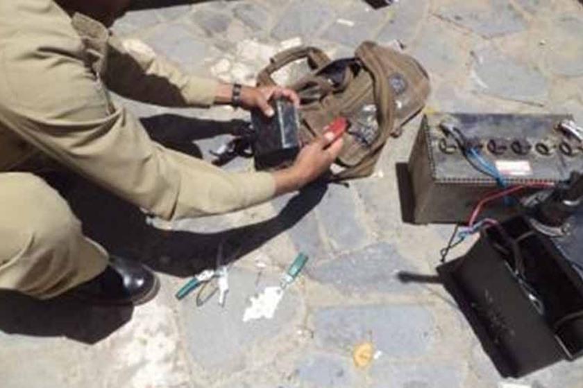 مكافحة المتفجرات تفكك عبوة ناسفة جنوبي بغداد