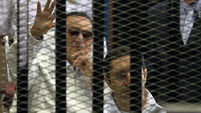 الخارجية المصرية تؤكد عدم تسلم وثائق ثبت تهريب مبارك للمليارات