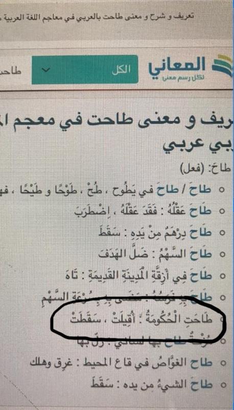 طاحَ العراق ..  الوَهَن السياسي في إطار اللغة