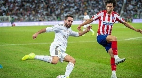 ريال مدريد يتوج بطلاً لكأس السوبر الاسباني