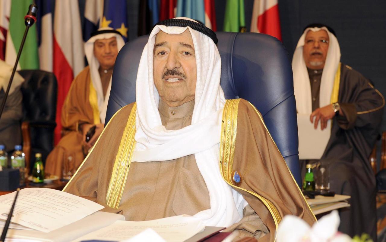 2 مليار دولار مخصصة من أمير الكويت كقروض واستثمار للعراق