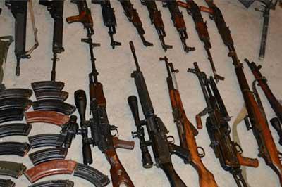 الكربولي : قانون الاسلحة وضع ضوابط جديدة من شأنه ان يساعد الاجهزة الامنية على حصر السلاج بيد الدلة