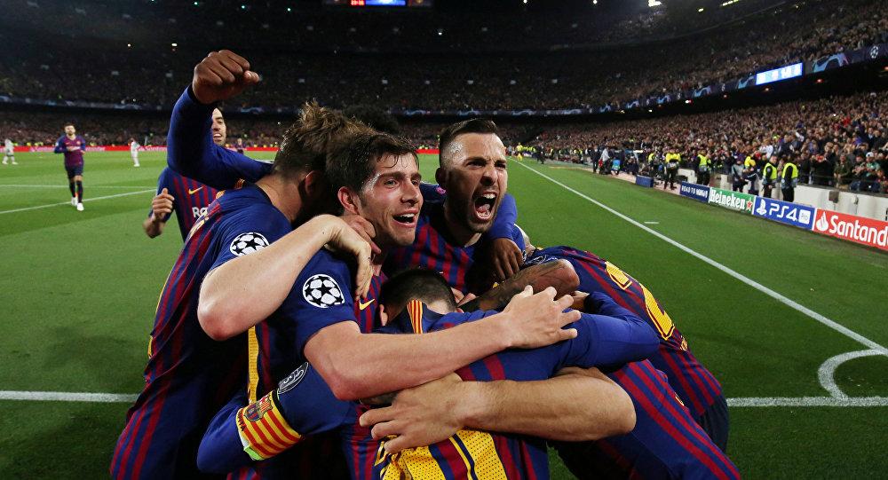 أرسنال يرغب بإعادة لاعب برشلونة إلى الدوري الإنجليزي