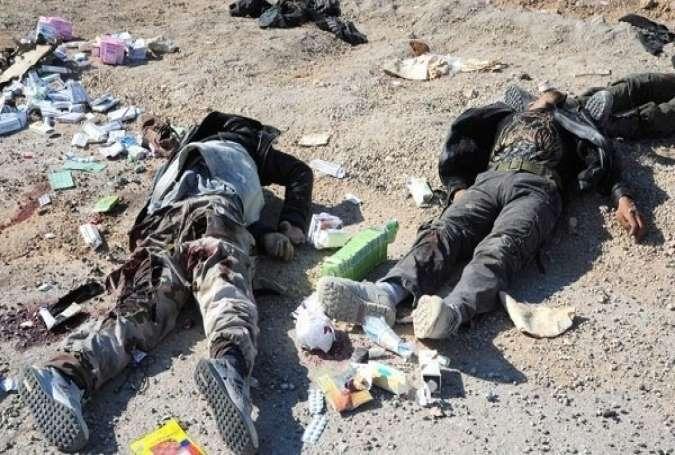 مقتل 149 إرهابيا حاولوا الهجوم على القطعات العسكرية في الموصل
