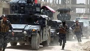 استكمال تحرير حي الزنجيلي في ايمن الموصل بالكامل