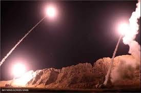 """إيران تقصف سوريا بصواريخ باليستية """"ردا على هجوم الأحواز"""""""