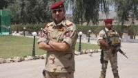 """قائد الفرقة 17 """"ناصر الغنام"""" يعلن عودته الى الخدمة تحت أمرة العبادي لمقاتلة داعش"""