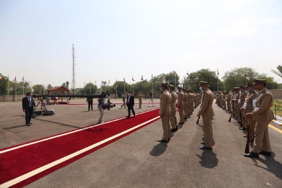 لأول مرة منذ الغزو الامريكي توحد اربيل وبغداد باستقبال وفد اجنبي في قصر صدام