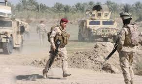 اصابة 6 مواطنيين في تفجير انتحاري استهدف قوة عسكرية في هيت