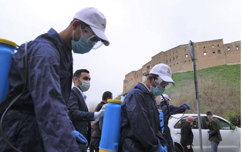 تسجيل إصابة جديدة بفيروس كورونا في أربيل