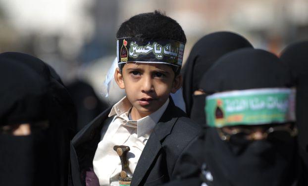 الحوثيون في اليمن يحيون لأول مرة عاشوراء على طريقة الشيعة الاثني عشرية