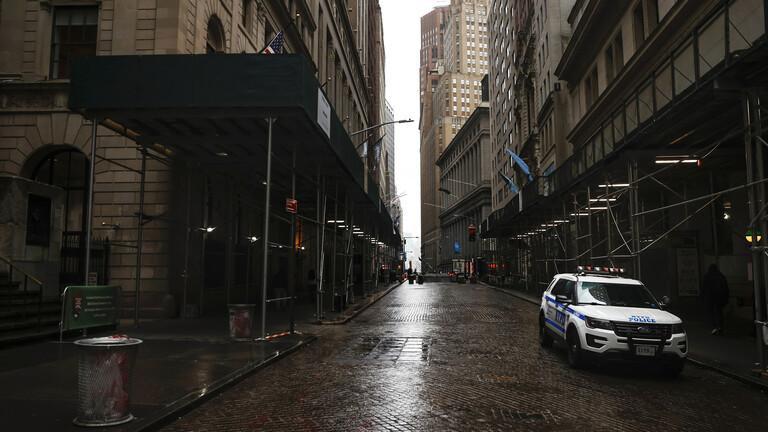 إصابة أكثر من 500 شرطي في نيويورك بكورونا