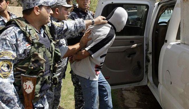 """اعتقال 3 اشخاص اقدموا على ارتكاب جريمة """"الدكة العشائرية"""" في بغداد"""