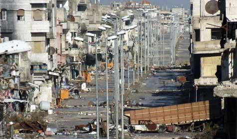 روسيا تدين الهجمات الإرهابية فى حمص وتطالب بمعاقبة المتورطين