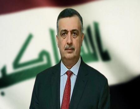الكربولي: ابيضت عيون العراقيين حزنا على ابنهم احمد راضي