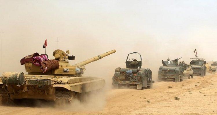 عقد اجتماع امني موسع لملاحقة الخلايا الارهابية في مناطق غرب الانبار