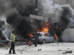 انفجار عبوة ناسفة وضعها مجهولين اسفل مركبة شمال البصرة