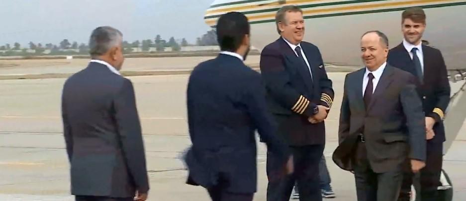 سياسيون كرد: هناك شعوراً لدى الجميع أن وجود بارزاني في بغداد أمر ضروري