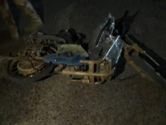 احباط عملية إرهابية بواسطة دراجة نارية وسط الفلوجة