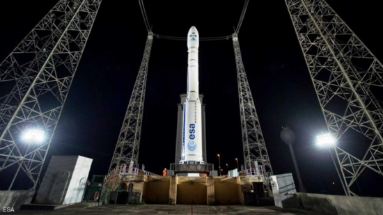 روسيا تفقد الاتصال بقمر صناعي بعد إطلاقه