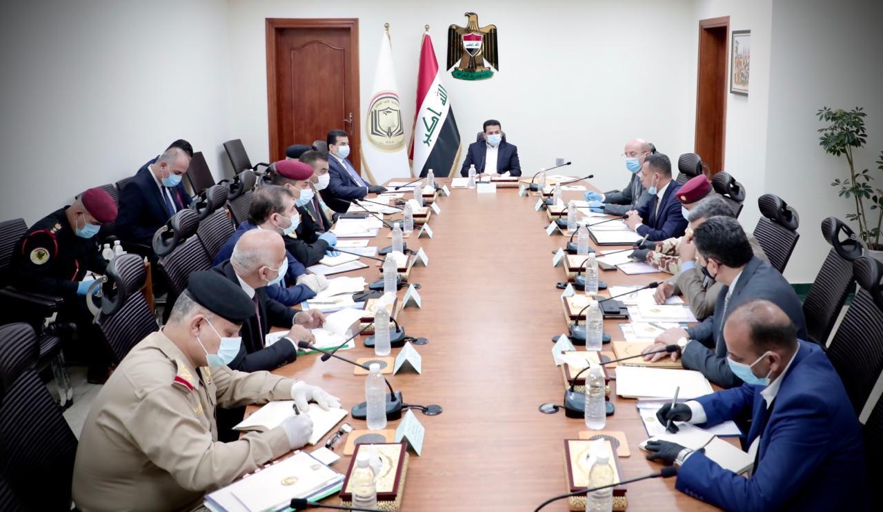 مجلس وكلاء الأمن الوطني يجتمع ويبحث هذه الملفات
