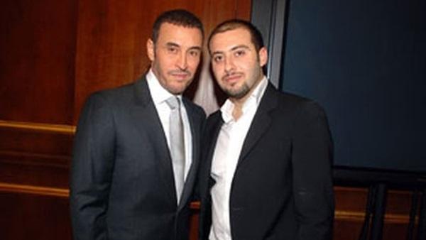 (بالصورة) تعرفوا إلى خطيبة وسام نجل كاظم الساهر !!؟؟