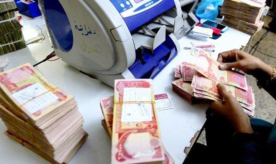 الرشيد يباشر بدفع رواتب المتقاعدين لوجبة شهر اب