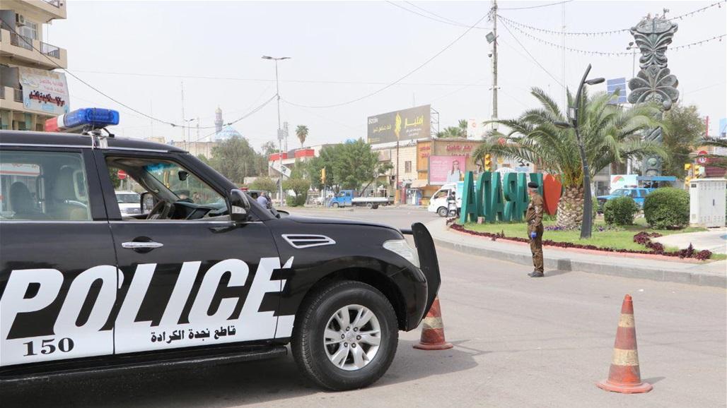 القبض على 146 مخالفا لتعليمات حظر التجوال في بغداد