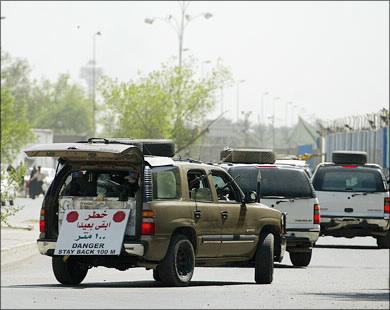 رئيس الوزراء يوجه رجال المرور بمحاسبة مواكب المسؤولين ازاء مخالفات السير