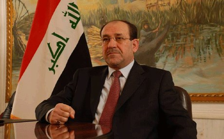 Maliki holds the Obama administration responsible for the fall of the Iraqi provinces