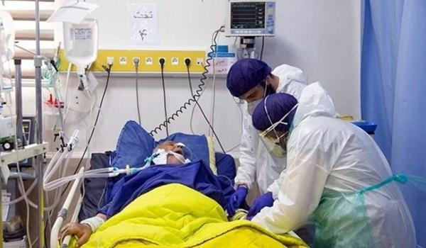 ايران تسجل 3653 إصابة جديدة بكورونا و211 حالة وفاة