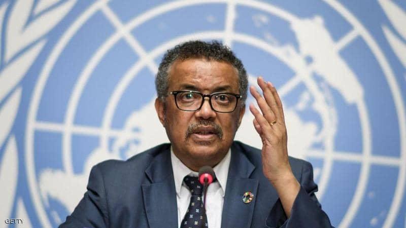 مدير الصحة العالمية يوجه رسالة شكر الى الملك السعودي