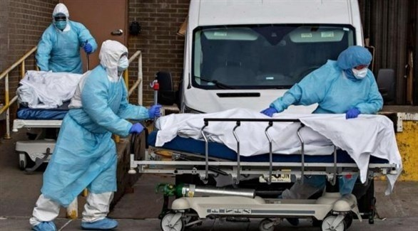 أميركا تسجل أعلى حصيلة يومية من الإصابات بكورونا منذ نيسان